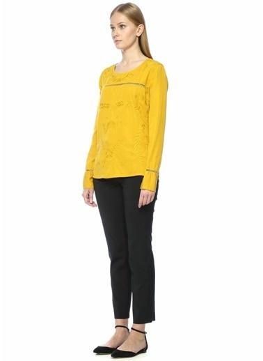 Chloé Bluz Sarı